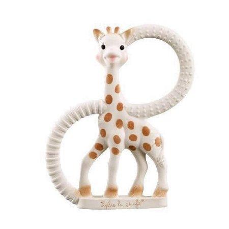 Sophie La Girafe Anel de Dentição - Versão Soft - Mordedor Infantil - Vulli
