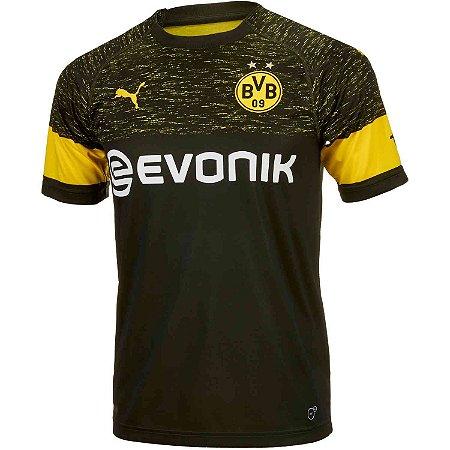 87ea6aaa39864 Camisa Puma Borussia Dortmund Away