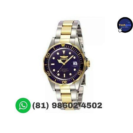 56a49aaa72f Invicta Men s 8935 Pro Diver Collection Masculino Ouro 18k