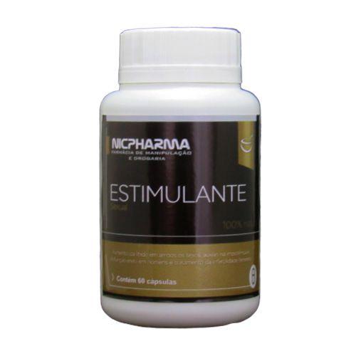 Estimulante Sexual 60cps Nicpharma