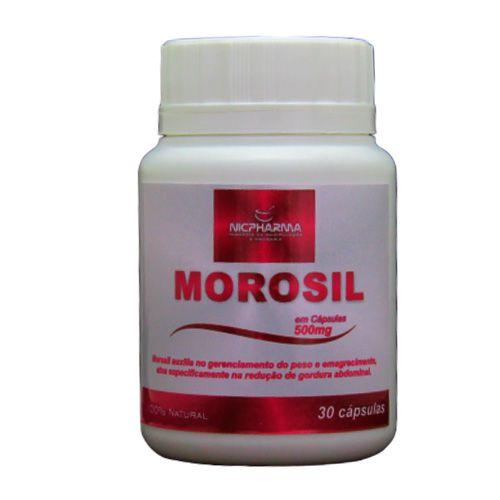 Morosil 500mg 30 cápsulas Nicpharma