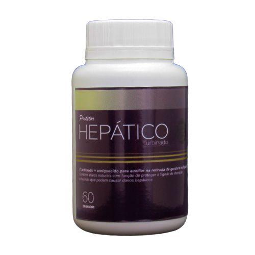 Protetor Hepatico TURBINADO 60 cápsulas Nicpharma