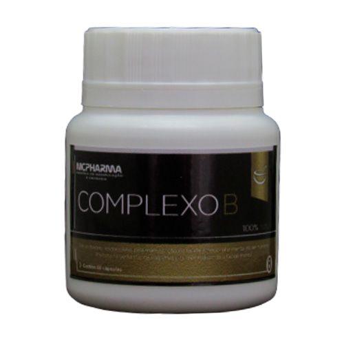 Complexo B 60 cápsulas Nicpharma