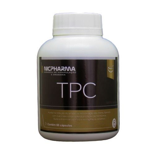 TPC 60 cápsulas Nicpharma