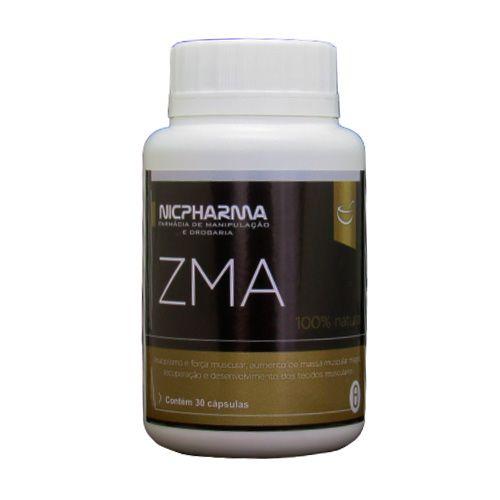 ZMA 30 cápsulas Nicpharma