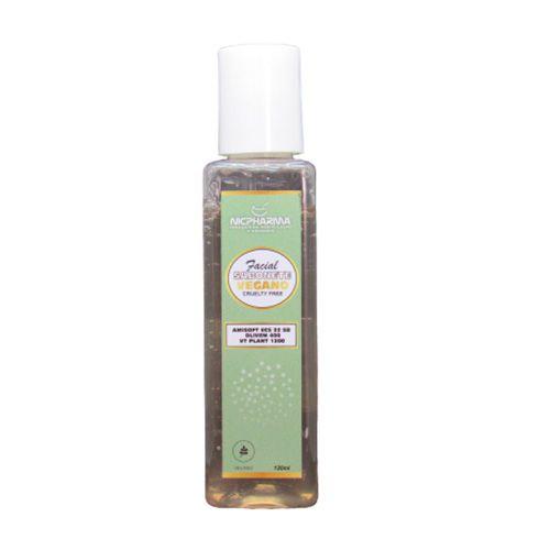 Sabonete Oxigenante Facial Vegano 120ml Nicpharma