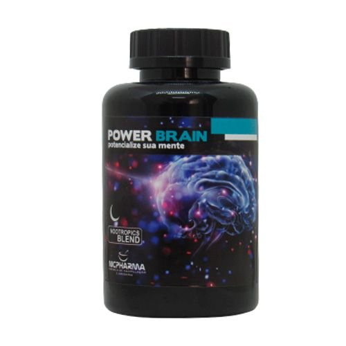 Power Brain Noite Nicpharma 30 doses