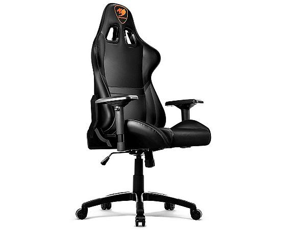 Cadeira Gamer Cougar Armor Black - 3MARBNXB-0001