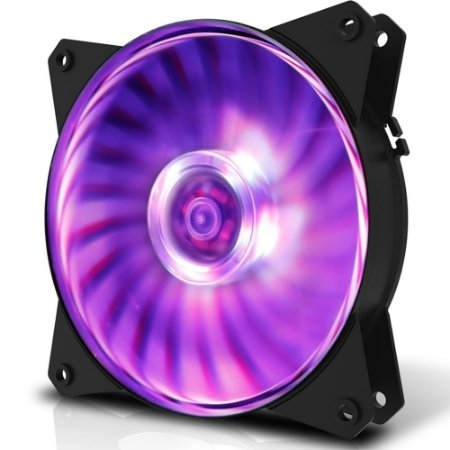 Case Fan Cooler Master MasterFan MF120L RGB R4-C1DS-12FC-R1