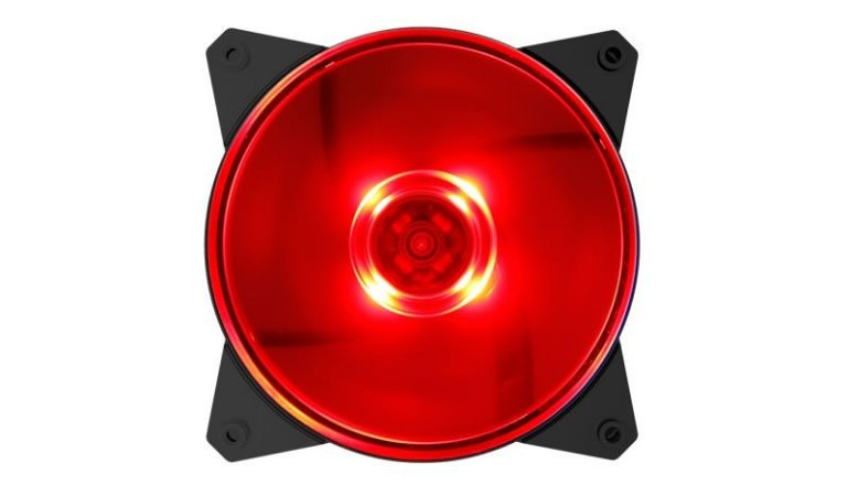 Case Fan Cooler Master MF120L Red LED
