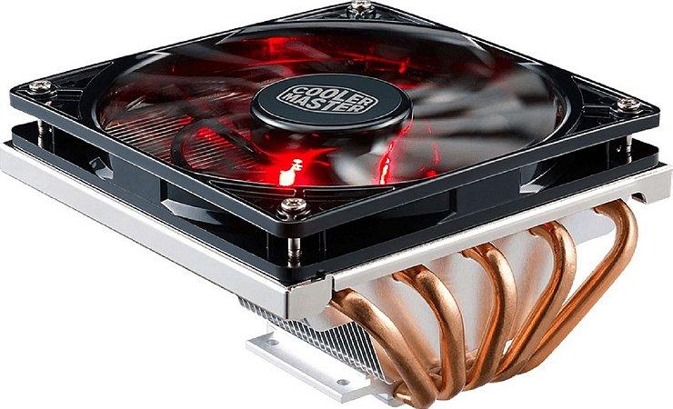 Cooler para Processador Cooler Master GeminII M5 LED Low Profile