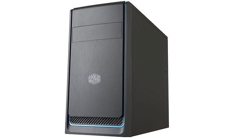 Gabinete Cooler Master MasterBox E300L (Blue) MCB-E300L-KN5N-B01