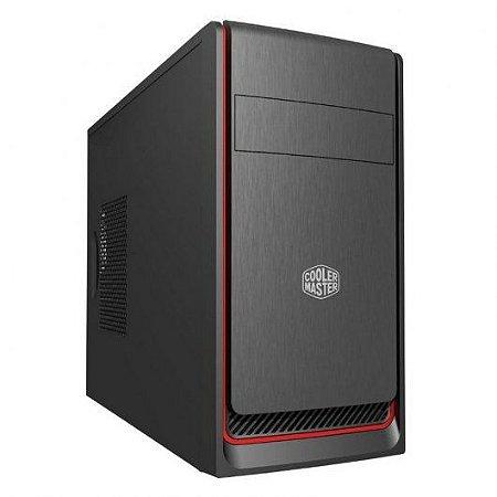 Gabinete Cooler Master MasterBox E300L (Red) MCB-E300L-KN5N-B00
