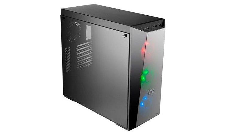 Gabinete Cooler Master MasterBox Lite 5 RGB