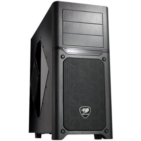 Gabinete COUGAR MX500-W MID TOWER - 106HMA0.0004