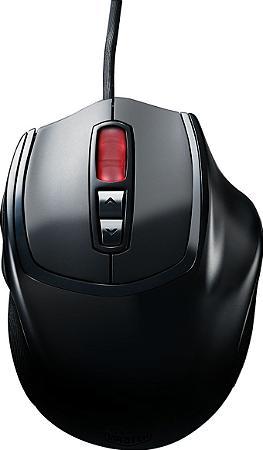 Mouse Gamer Cooler Master XORNET II 3500 DPI