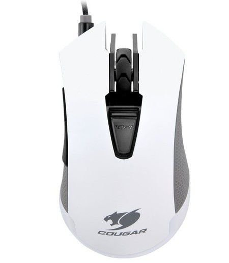 Mouse Gamer Cougar COUGAR 500M WHITE - 3M500WOW.0001