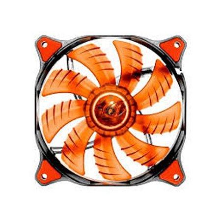 VENTOINHA COUGAR CFD 140 LED VERMELHO - 3514025.0040