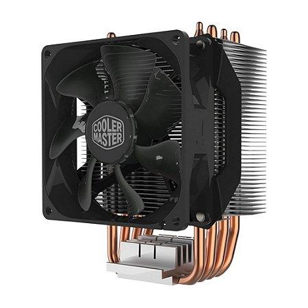 Cooler Para Processador Cooler Master Hyper H412R S/LED - RR-H412-20PK-R2