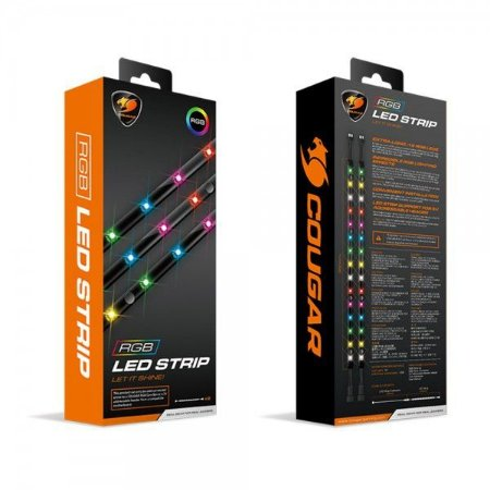 FIta de Led Cougar RGB LIGHT BAR 3MLEDSTR.0001