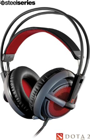 Headset Gamer Steelseires SIBERIA V2 DOTA 2 EDITION 51143