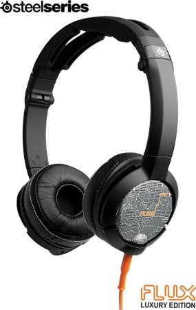 Headset Gamer Steelseries FLUX LUXURY EDITION - 61283