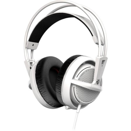Headset Gamer SteelSeries SIBERIA 200 WHITE