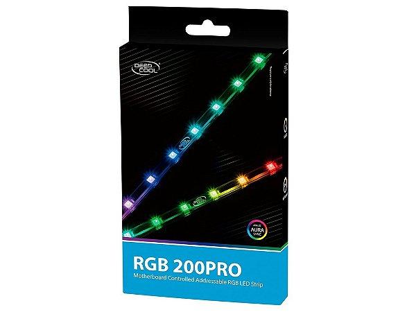 Fita de Led DeepCool 200PRO - DP-LED-RGB200PRO