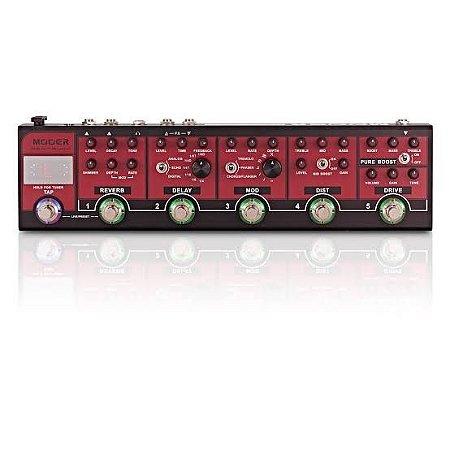 Pedaleira Red Truck Mooer
