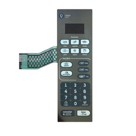 Membrana Teclado Microondas Consul Cmo20