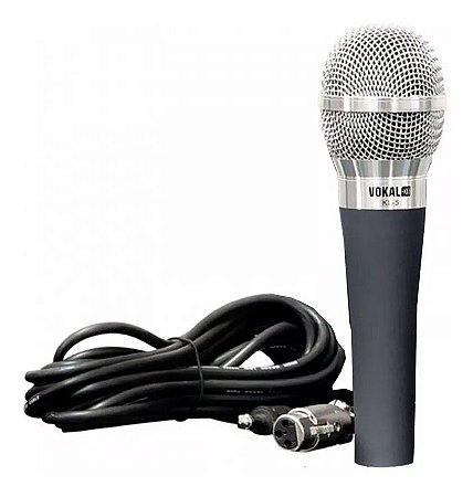 Microfone Dinâmico Vokal Kl-5