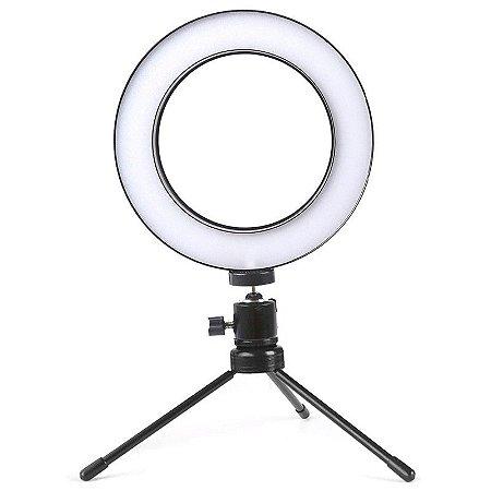 Iluminador De Led Circular Ring Light 6