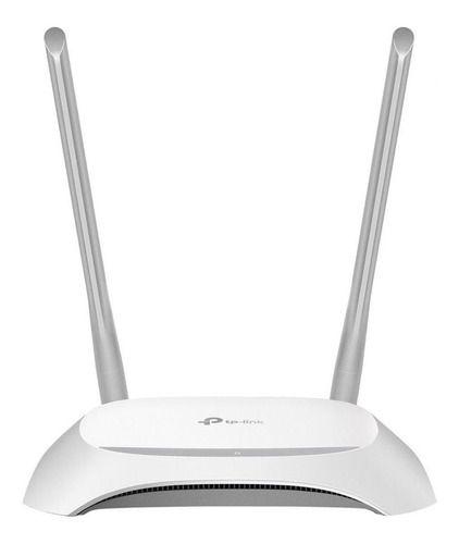 Roteador Wireless 300mbps Tp-link Tl-wr840n V2