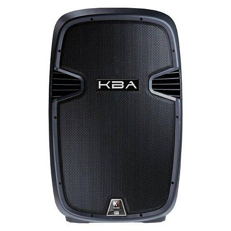 Caixa de som ativa k-AUDIO KBA15