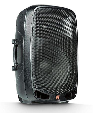 Caixa De Som Staner Ps-1501 Com Bluetooth  Preta 110v/220v