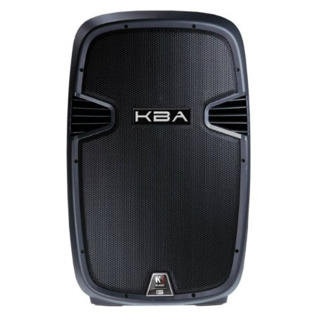 Caixa De Som Ativa Amplificada Kba 15 Polegadas K-audio