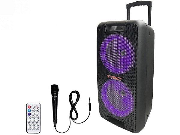 Caixa De Som Amplificada Trc 5578 780w