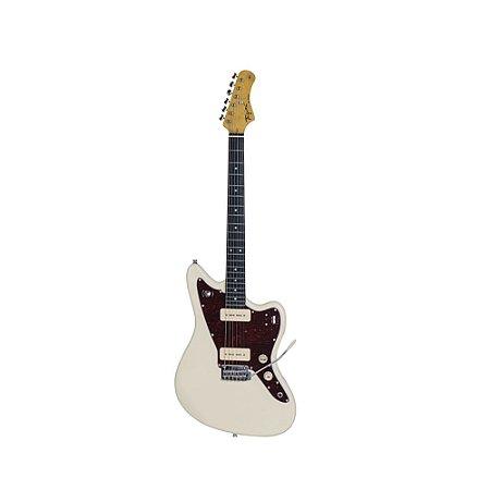 Guitarra Tagima Tw-61 Woodstock Series Branca