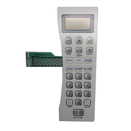 Membrana Teclado Microondas Consul Cm18bb