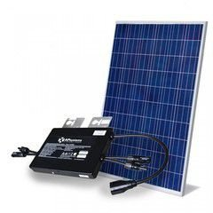 Kit fotovoltaico completo micro-inversor APS / Canadian on-grid inmetro