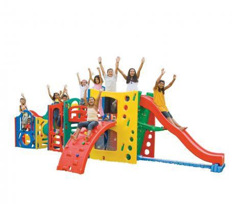 Playground Mega Play