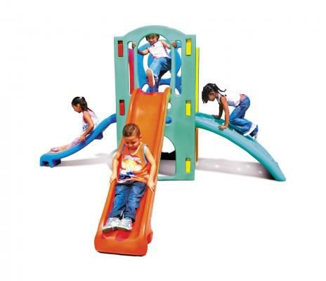 Playground Super com Escalada