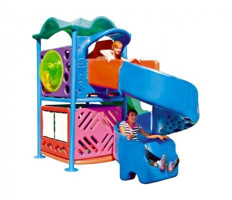 Playground Star Play I com Bolha
