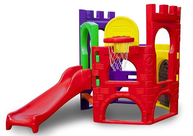 PLAYGROUND PETIT PLAY STANDARD FRESO ESCORREGADOR INFANTIL