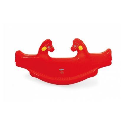 Gangorra Cavalinho Vermelho
