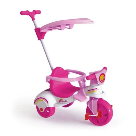 Triciclo Multi Care Girl 3 x 1