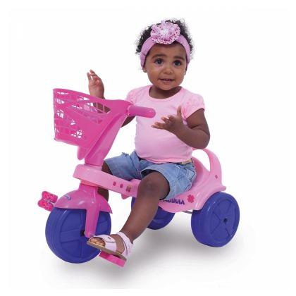 Triciclo Fadinha