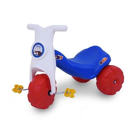 Triciclo New Turbo Azul
