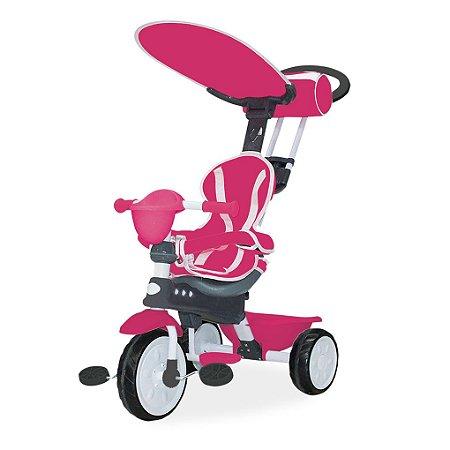 Triciclo Comfort Ride Top 3x1 Rosa