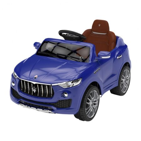 Carrinho 6 Volts Maserati Azul